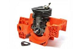 Motor HUSQVARNA 136 137 141 142 + kliková skříň AKCE ušetříte 1100 Kč