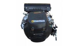 Motor ZONGSHEN GB680 680cc 22HP TWIN horizontální hřídel 25.4mm