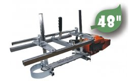 Univerzální přípravek na řezání prken vhodné lišty 45cm - 122cm (18
