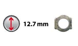 """Distanční kroužky pro žací nůž 1/2""""/12,7mm"""