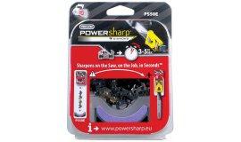 Pilový řetěz PS44E PowerSharp 44 článků 3/8 / 1,3mm + ostřící kámen