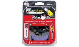 Pilový řetěz PS45E PowerSharp 45 článků 3/8 / 1,3mm + ostřící kámen